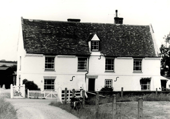 Green End Farmhouse in 1960 [Z53/5/13]